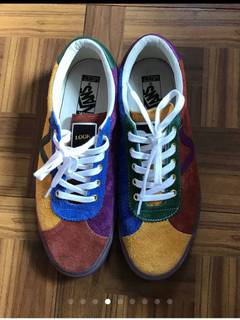 c8798979d1 Lqqk Studio × Vans Epoch Low Multicolor