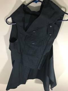 dbb97366244111 Issey Miyake RARE Issey Mistake Cargo Vest