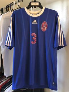 7a87b495f Adidas × Soccer Jersey × Vintage 2007 Adidas Climalite Soccer Jersey