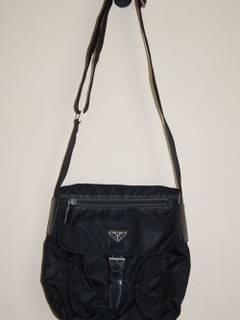 b2fc0b475844 Prada × Vintage Prada nylon shoulder bag crossbody bag