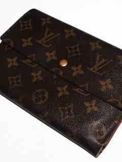 eef394a6fdb1 Louis Vuitton × Vintage Louis Vuitton Vintage Monogramed Wallet