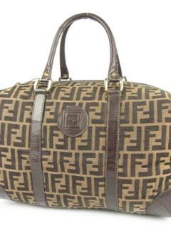 8dce4de4d6 Fendi Vintage Fendi Zucca Bag