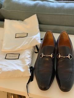 8ca06a2492e Gucci Gucci loafer with horsebit