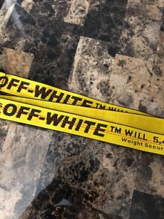 706b3b2e Men's Accessories, Off-White | Grailed