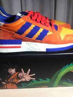 b9cdcff99e0e1 Adidas adidas originals zx 500 RM Dragon Ball Z Son Goku