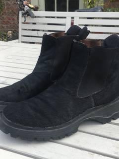9f6ffee2c9f8a2 Prada Prada Boots Size EU 41 UK 7  Fit Size Larger