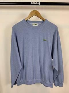 9ea46726 Lacoste × Vintage Made in France Light Blue Lacoste Longsleeve