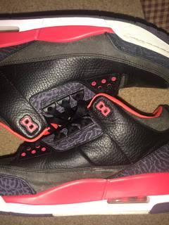 ec31d5b3f58b Jordan Brand Retro 3 Crimson