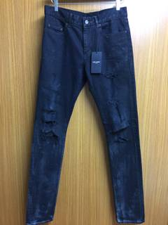 1cd080ed6f5 Saint Laurent Paris saint laurent FW14 Destroy jeans