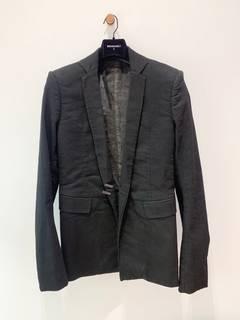 c1bb72ba31be8e Boris Bidjan Saberi Boris Bidjan Saberi Black Suit Size S 44 46