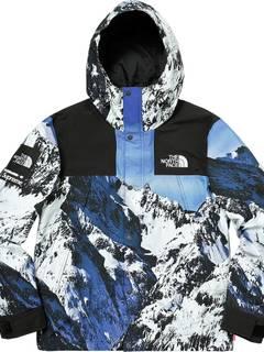 0ee933a21 Supreme Supreme X The North Face Bandana Mountain Parka | Grailed