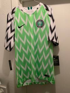 44870853c Nike Nigeria World Cup Home Jersey 2018