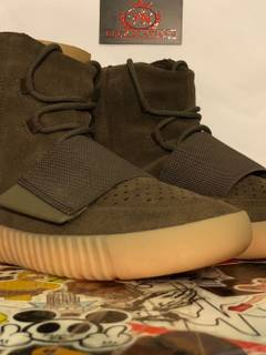 72a9ea321 Adidas Kanye West Adidas Yeezy Boost 750 Light Brown Gum (Chocolate)