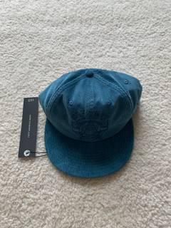 81f5e59e08d31 Cav Empt 0305 Cord Low Cap in Blue