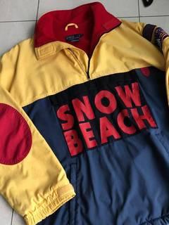 "c0fb17cc2a182e Polo Ralph Lauren Vintage Polo Ralph Lauren ""SNOW BEACH"""
