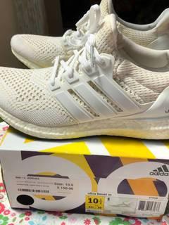 c45f5f27f Adidas Adidas Ultra Boost 1.0 Triple White