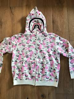 757ad0c8 Bape shark hoodie | Grailed