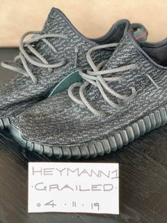 7f0b72ccdde Adidas yeezy boost 350 pirate black