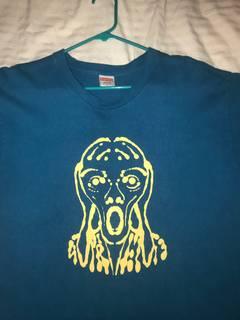 4a4755e9cf46 Supreme Supreme Scream Tee (Edvard Munch)