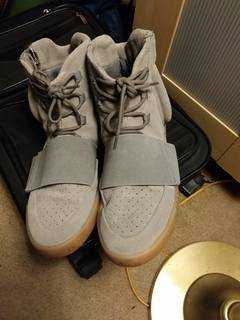 bbd46c8f420 Adidas Kanye West × Yeezy Boost × Yeezy Season Yeezy Boost 750 Grey Gum