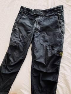 f954976246 Stone Island 🔥 RARE GRAIL 🔥 Stone Island Cargo Combat Pants Shimmer