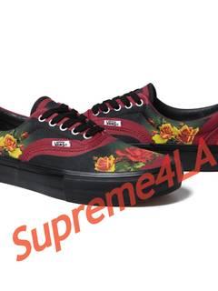 f3bb4a7dc6 Jean Paul Gaultier × Supreme × Vans Supreme 19S S Vans Jean Paul Gaultier  Floral