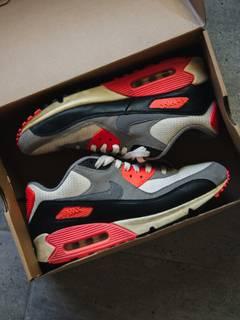 eede82b8e9118 Nike Nike Air Max 90 OG Infrared Vintage (2013)