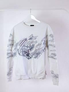 0f31c2487ee05f Maharishi Maharishi Embroidered Jumper