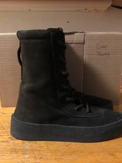fb1e69371ba Yeezy season 4 crepe boots