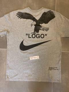 1b24cc06b Nike Nike Nrg A6 Tee Off White M Virgil Abloh Cyber   Grailed