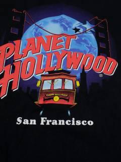 04d76a08 Planet Hollywood × Vintage 1991 Planet Hollywood San Francisco sz L