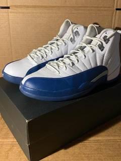 "ee18a88d5e1cdc Jordan Brand Air Jordan 12 ""French Blue"""
