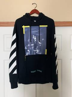 a77caddcca70 Off-White Off White Caravaggio Hoodie