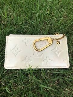7c80f62dd253 Louis Vuitton Louis Vuitton Enamel Leather Coin Pouch