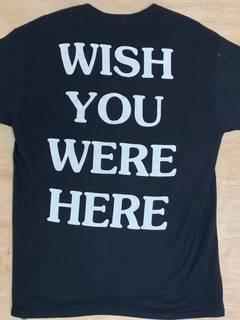 ff8b215c3660 Travis Scott Travis Scott Astroworld Tour Merch Shirt Wish You Were ...