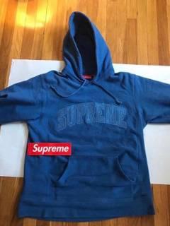 899c29fea97d Supreme Supreme Blue Hoodie