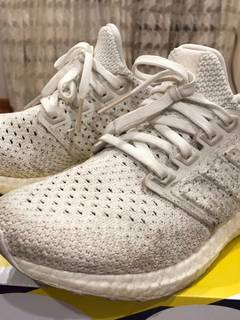 30ce440d6b1fd Adidas white adidas ultra boost clima sneakers