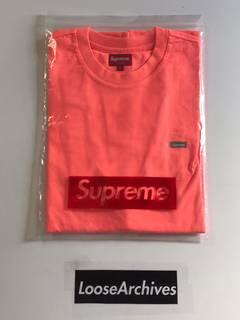 548615bf67c7 Supreme Supreme Reflective Small Box Logo Black Silver Grey 3m Fw18 ...