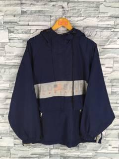 3d9ccb89d39cb Polo Ralph Lauren × Windbreaker POLO SPORT Windbreaker Hoodie Large Vintage  90 s Polo Ralph Lauren Polo