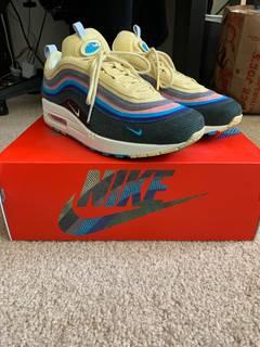 ec47e8976b124 Nike Sean Wotherspoon Air Max 97/1
