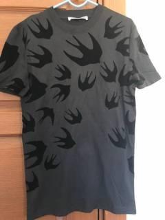 c677cc10 Alexander McQueen Alexander McQueen Swallow T-shirt Size:XXS