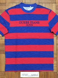 9ff7156a8e2d Asap Rocky × Guess Guess A$AP Rocky Japan Exclusive Tee New