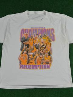 0f2af7b78402 Lakers × Nba 2009 NBA Finals Lakers Championship Tee vintage vtg shirt nba  basketball 90s streetwear