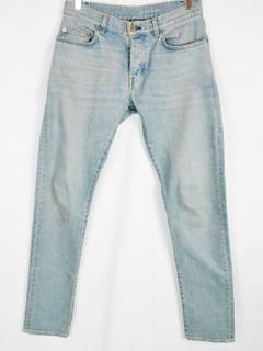 67a144bbd40 Saint Laurent Paris SAINT LAURENT PARIS D01 SL LW Skinny Light Blue Jeans 28  29 30
