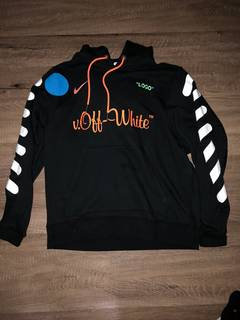 6482f68b2d23 Nike × Off-White Nike Off White World Cup Hoodie
