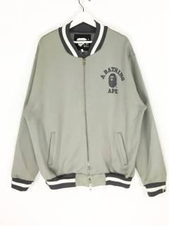 2753a469c5e4 Bape × Japanese Brand × Nigo A Bathing ape varsity jacket bape jacket nigo