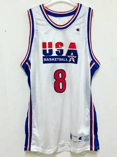 d26a94124 Champion scottie pippen 1992 summer olympic champion jersey