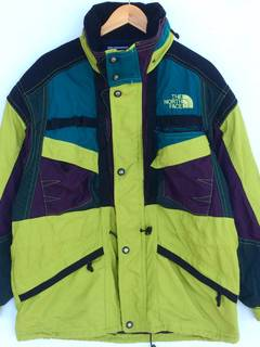 The north face grailed the north face final drop vintage 80s the north face color block skiwear jacket gumiabroncs Images