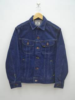 LEE Jacket Vintage Lee Classic Authentic Made in USA Denim Retro Jacket Size S