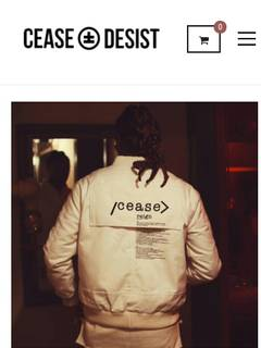 Cease and desist grailed cease and desist future tour bomber jacket 2016 thecheapjerseys Choice Image